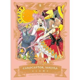 Cardcaptor Sakura Collector's Edition, Vol. 8 (Hardcover)