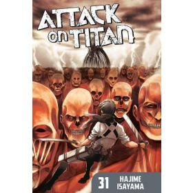 Attack On Titan Vol. 31 (Paperback)