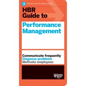 HBR Guide to Performance Management (Paperback)