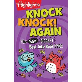 Knock Knock! Again: The (New) BIGGEST, Best Joke Book Ever (Paperback)