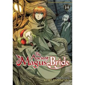 The Ancient Magus' Bride, Vol. 14 (Paperback)