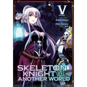 Skeleton Knight in Another World, Vol. 5 (Paperback)