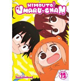 Himouto! Umaru-chan, Vol. 12 (Paperback)