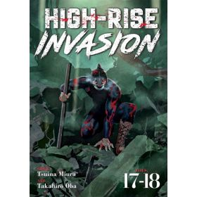 High-Rise Invasion, Vol. 17-18 (Paperback)