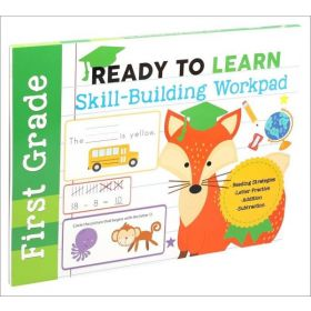 First Grade Skill-Building Workpad: Ready to Learn (Paperback)