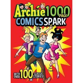 Archie 1000 Page Comics Spark (Paperback)