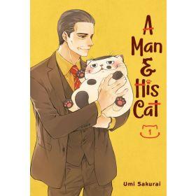 A Man and His Cat, Vol. 1 (Paperback)