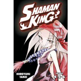 Shaman King Omnibus 2, Vol. 4-6 (Paperback)