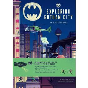 Exploring Gotham City (Hardcover)