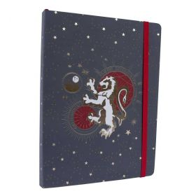 Harry Potter: Gryffindor Constellation Softcover Notebook
