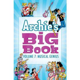 Archie's Big Book Vol. 7: Musical Genius (Paperback)