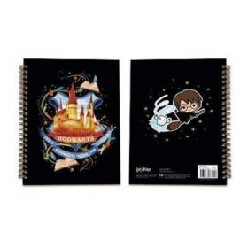 Harry Potter Spiral Notebook
