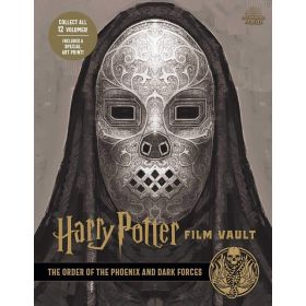 The Order of the Phoenix and Dark Forces: Harry Potter, Film Vault,  Volume 8 (HardCover)