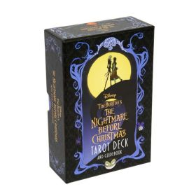 The Nightmare Before Christmas Tarot Deck and Guidebook (Cards)