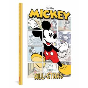 Disney Mickey Mouse, All-Stars (Hardcover)
