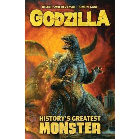 Godzilla: History's Greatest Monster (Paperback)