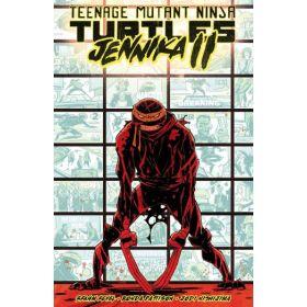 Teenage Mutant Ninja Turtles: Jennika II (Paperback)