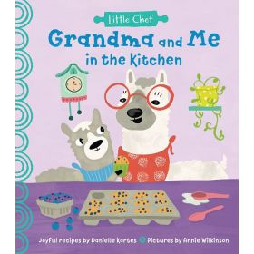 Grandma and Me in the Kitchen (Hardcover)