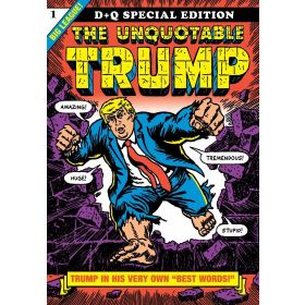 The Unquotable Trump (Paperback)