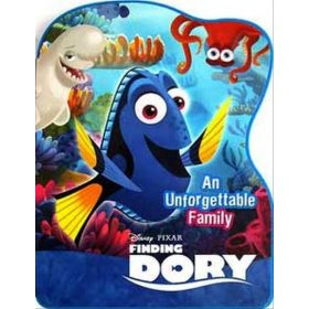Shaped Books Large: Disney Finding Dory (Board Book)