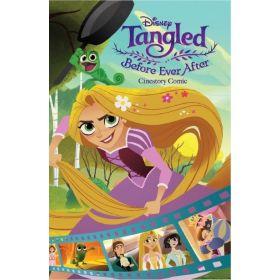 Disney Tangled Before Ever After Cinestory Comic (Paperback)