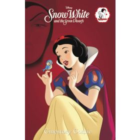 Disney: Snow White and the Seven Dwarfs Cinestory Comic, Collector's Edition (Hardcover)