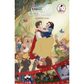 Disney: Snow White and the Seven Dwarfs Cinestory Comic (Paperback)