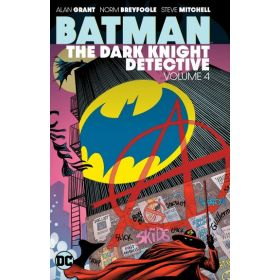 Batman: The Dark Knight Detective, Vol. 4 (Paperback)