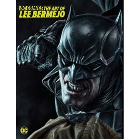 DC Comics: The Art of Lee Bermejo (Hardcover)