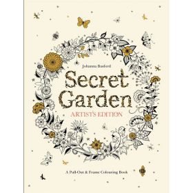 Secret Garden Artist's Edition (Paperback)