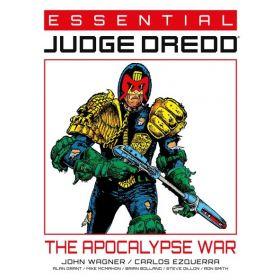 Essential Judge Dredd: The Apocalypse War, Vol. 2 (Paperback)