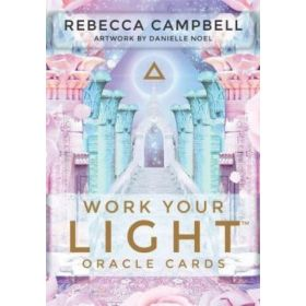 Work Your Light Oracle Cards: A 44-Card Deck and Guidebook (Cards)
