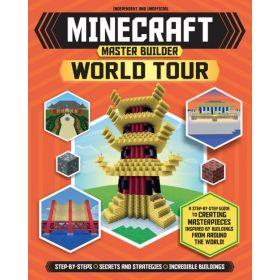 Minecraft Master Builder World Tour (Paperback)