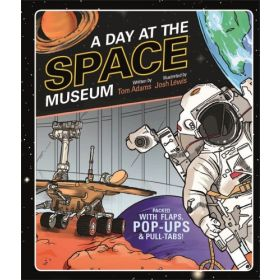 A Day at the Space Museum (Hardcover)