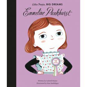Little People, Big Dreams: Emmeline Pankhurst (Hardcover)