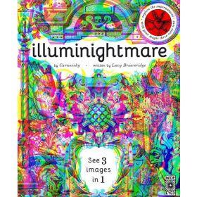 Illuminightmare: Explore the Supernatural with Your Magic Three-Colour Lens (Hardcover)