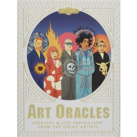Art Oracles: Creative & Life Inspiration from Great Artists (Cards)