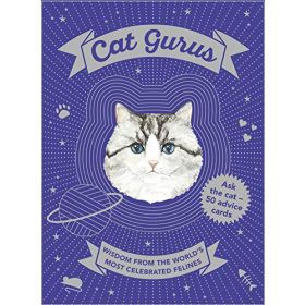 Cat Gurus: Wisdom from the World's Most Celebrated Felines, Boxed Kit (Cards)