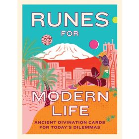 Runes for Modern Life: Ancient Divination Cards for Today's Dilemmas (Cards)