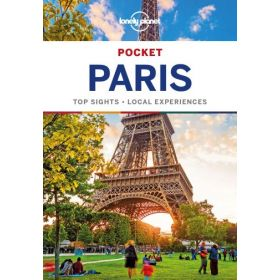 Pocket Paris: Lonely Planet, 6th Edition (Paperback)