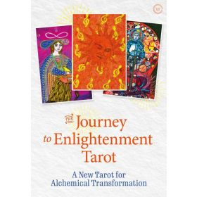 The Journey to Enlightenment Tarot: A New Tarot for Alchemical Transformation (Cards)
