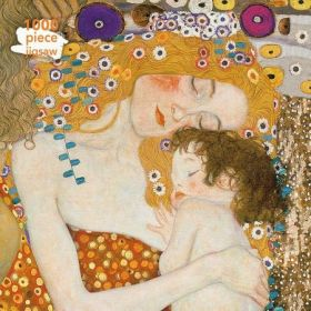 Gustav Klimt, Three Ages of Woman: 1000-piece Jigsaw Puzzles
