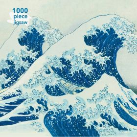 Hokusai, The Great Wave: 1000-piece Jigsaw Puzzles