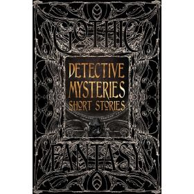 Detective Mysteries Short Stories, Gothic Fantasy (Hardcover)