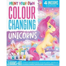 Colour Changing Unicorns (Paperback)
