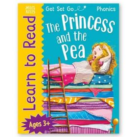 Get Set Go, Learn to Read Phonics: The Princess and the Pea (Paperback)