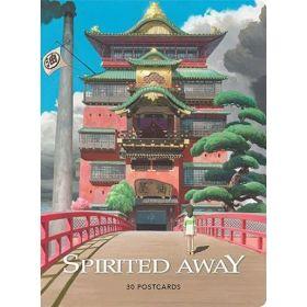 Spirited Away: 30 Postcards
