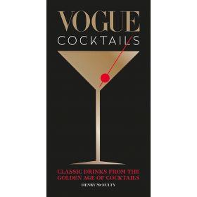 Vogue Cocktails (Hardcover)