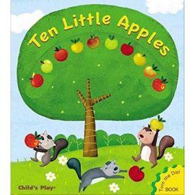 Ten Little Apples (Hardcover)
