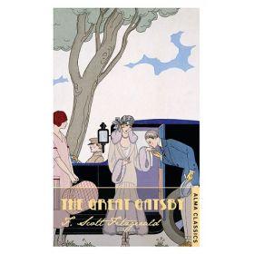 The Great Gatsby, Alma Classics (Paperback)